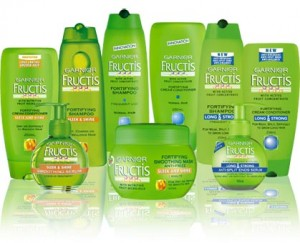 garnier-fructis-products